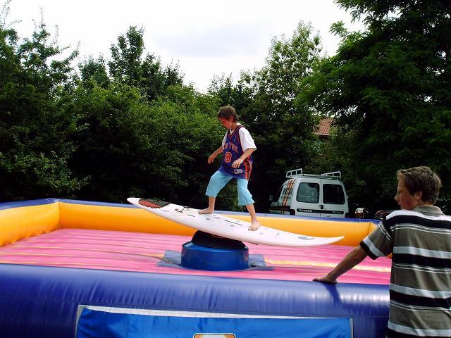 surfboard rodeo